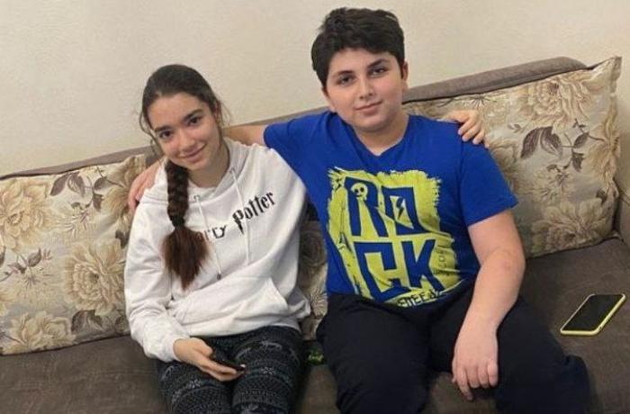 Bakıda iki azyaşlı uşaq evdən çıxıb və geri qayıtmayıblar-TƏCİLİ